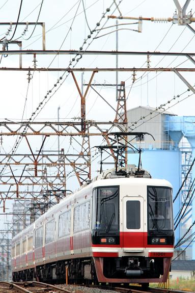 2012/6/17 南海電鉄高野線 我孫子前~浅香山