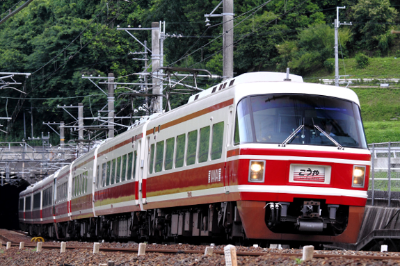 2012/6/23 南海電鉄高野線 美加の台~千早口