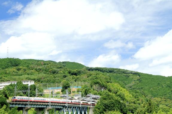 2012/7/16 南海電鉄高野線 紀見峠~林間田園都市
