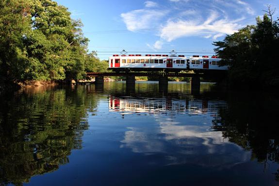 2008/7/26 和歌山電鐵貴志川線 大池遊園