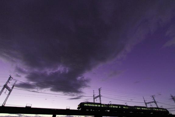 2012/8/4 南海電鉄高野線 我孫子前~浅香山