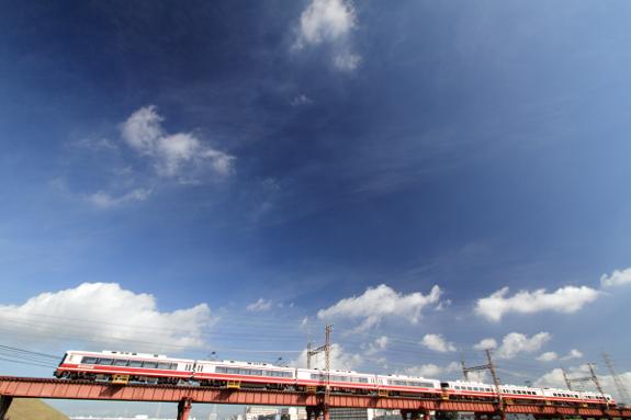 2012/7/18 南海電鉄高野線 我孫子前~浅香山
