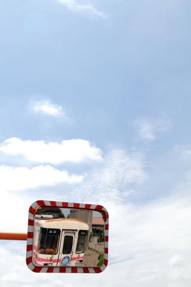 2012/8/16 ひたちなか海浜鉄道湊線 阿字ヶ浦