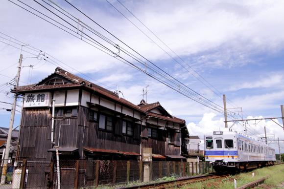 2012/9/9 南海多奈川線 深日港