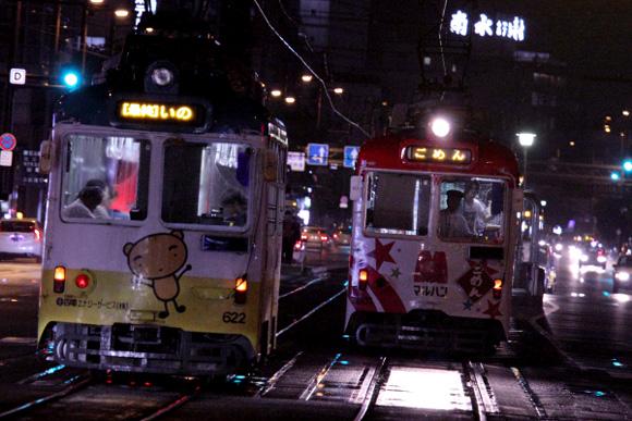2012/9/12 土佐電鉄伊野線 堀詰