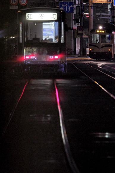 2012/9/12 土佐電鉄伊野線 はりまや橋~堀詰