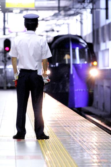 2012/9/19 南海空港線 関西空港駅