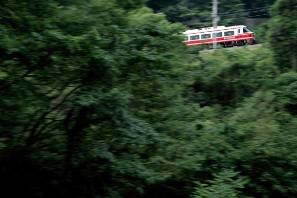 2012/9/21 南海高野線 紀伊神谷~極楽橋