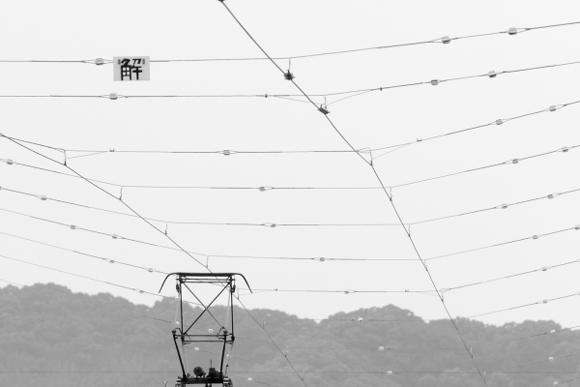 2012/9/13 土佐電鉄桟橋線 はりまや橋~梅の辻
