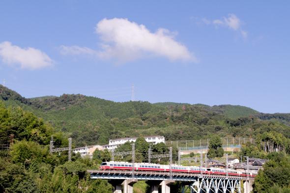 2012/9/26 南海高野線 紀見峠~林間田園都市