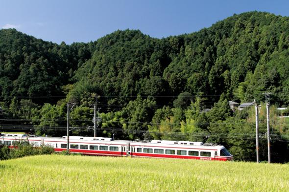 2012/9/26 南海高野線 美加の台~千早口