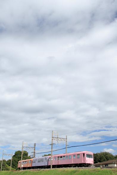 2012/10/1 近鉄内部線 日永~南日永