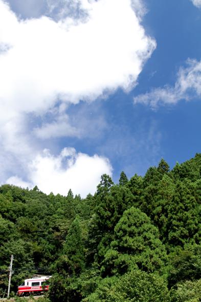 2012/10/2 南海高野線 紀伊神谷~極楽橋