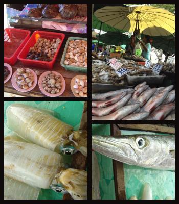 魚マーケット