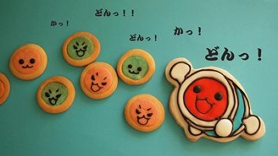 太鼓の達人クッキー