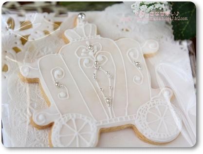馬車クッキー