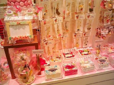 8月東急百貨店さっぽろ店ピンク・ベリー催事会場10