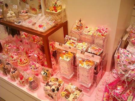 8月東急百貨店さっぽろ店ピンク・ベリー催事会場14