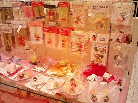 8月東急百貨店さっぽろ店ピンク・ベリー催事会場16
