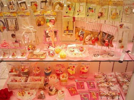 8月東急百貨店さっぽろ店ピンク・ベリー催事会場20
