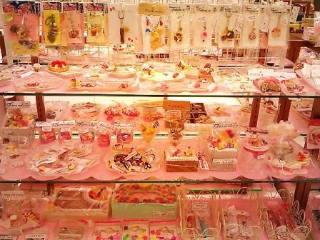 8月東急百貨店さっぽろ店ピンク・ベリー催事会場4