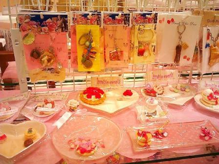 8月東急百貨店さっぽろ店ピンク・ベリー催事会場25