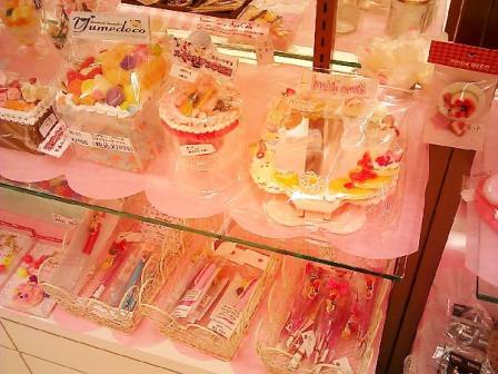 8月東急百貨店さっぽろ店ピンク・ベリー催事会場27