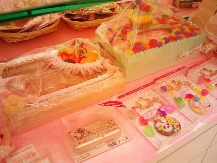 8月東急百貨店さっぽろ店ピンク・ベリー催事会場29