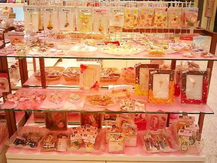 8月東急百貨店さっぽろ店ピンク・ベリー催事会場6