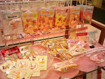 8月東急百貨店さっぽろ店ピンク・ベリー催事会場31