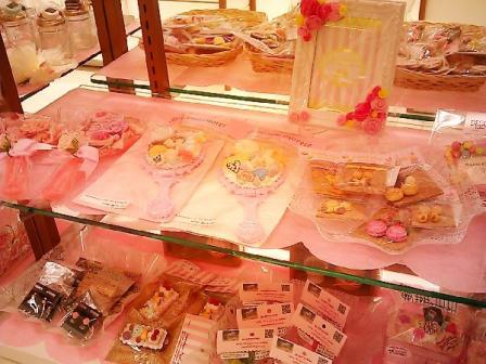 8月東急百貨店さっぽろ店ピンク・ベリー催事会場32