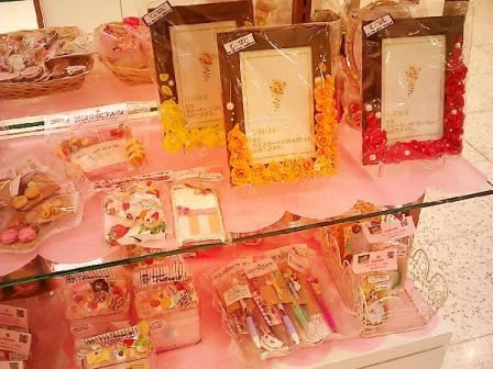 8月東急百貨店さっぽろ店ピンク・ベリー催事会場33