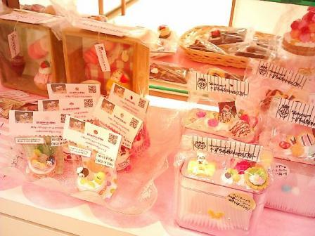 8月東急百貨店さっぽろ店ピンク・ベリー催事会場34