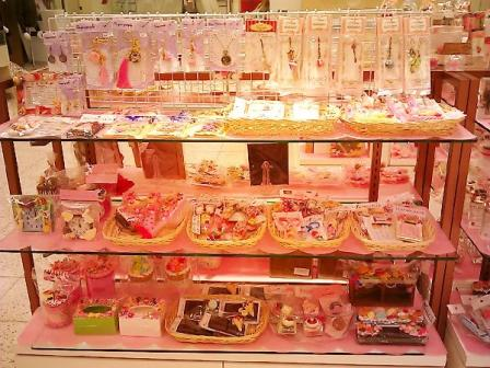 8月東急百貨店さっぽろ店ピンク・ベリー催事会場7