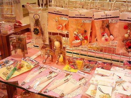 8月東急百貨店さっぽろ店ピンク・ベリー催事会場39