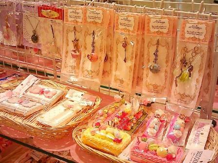 8月東急百貨店さっぽろ店ピンク・ベリー催事会場40