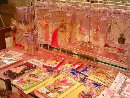 8月東急百貨店さっぽろ店ピンク・ベリー催事会場41