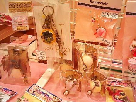 8月東急百貨店さっぽろ店ピンク・ベリー催事会場43