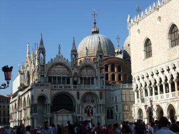 ベネチア001サンマルコ宮殿