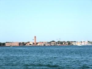 ベネチア022リド島対岸