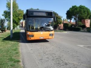 ベネチア028リド島バス