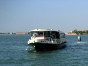 ベネチア029リド島ボート