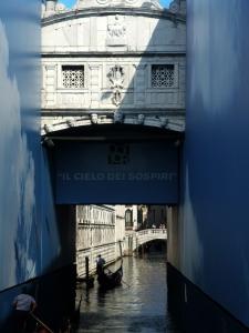ベネチア036ため息の橋