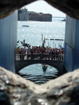 ベネチア037ため息の橋