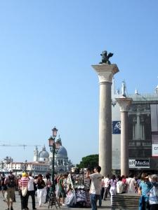ベネチア038サンマルコ小広場