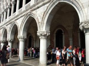 ベネチア040ドゥカーレ宮殿