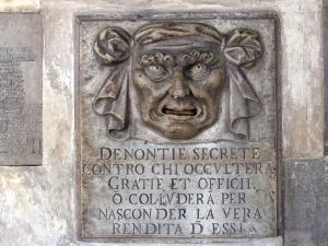 ベネチア049真実の口