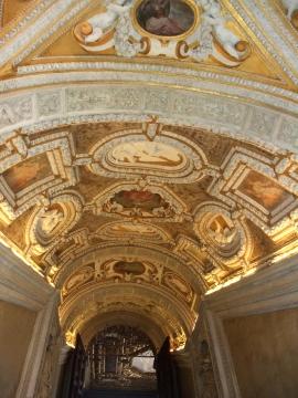 ベネチア52黄金の階段