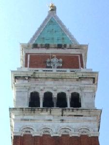 ベネチア060鐘楼