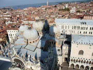ベネチア063サンマルコ聖堂